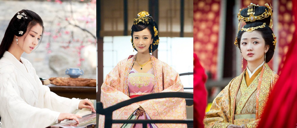 Tướng quân tại Thượng - 3 người vợ đẹp