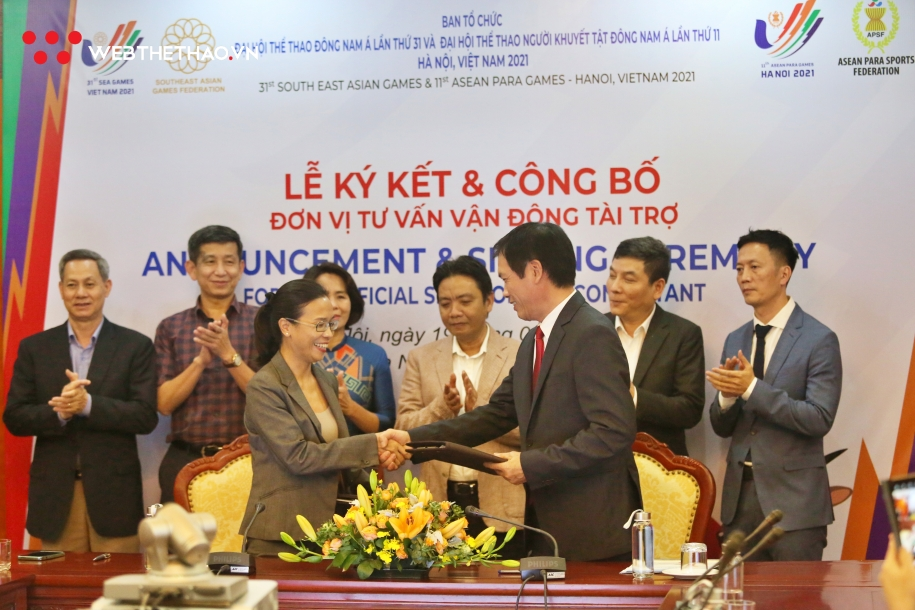 Vietcontent tư vấn và tiếp thị tài trợ SEA Games 31 & ASEAN ParaGames 11