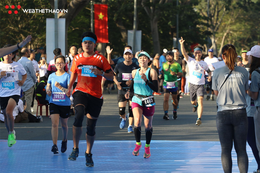 HCMC INTERNATIONAL MARATHON