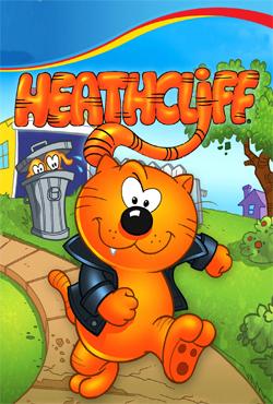 Chú mèo Heathcliff