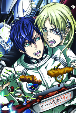 SPACE BATTLESHIP TIRAMISU Season 1