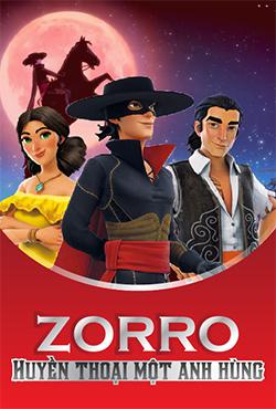 Zorro huyền thoại một anh hùng
